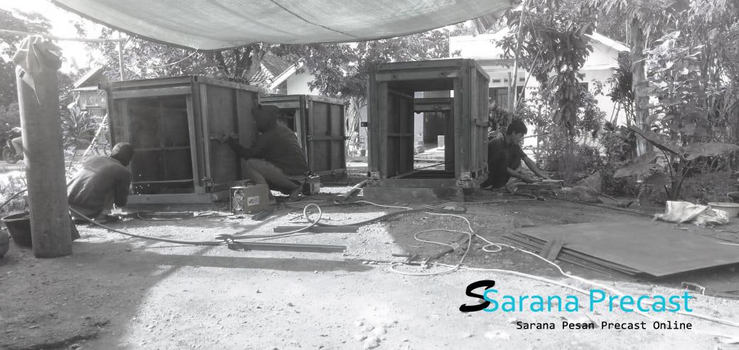 Jasa Buat Cetakan U-Ditch Jakarta