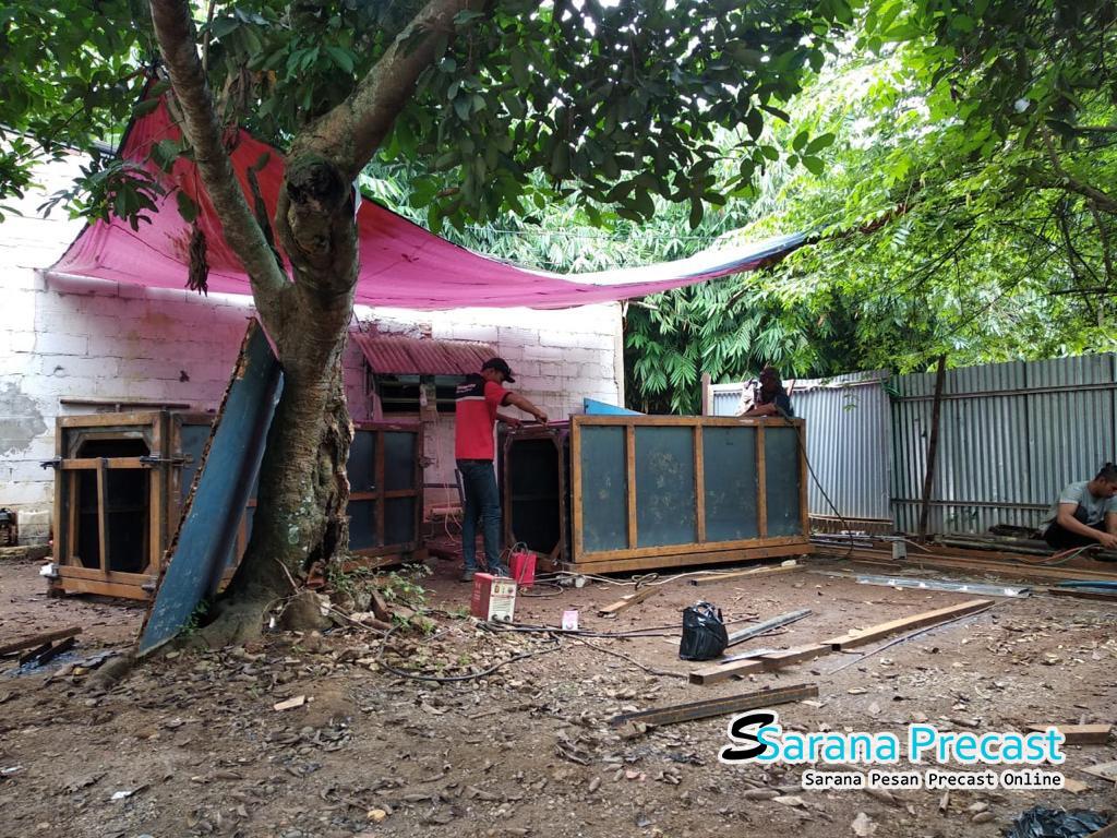 Harga Cetakan U Ditch Precast Bogor